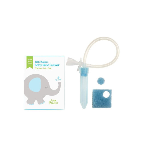 Featuring a powerful motor and quality pump components, this nasal aspirator will remove stubborn mucus so your baby can breathe easier and sleep longer.
