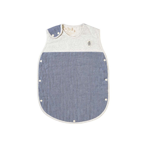 BOBO sleeping vest blue Baby 3M-3Y