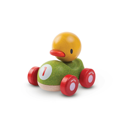 The Duck Racer is a great addition to all forms of explorative free play.
