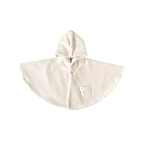 HOPPETTA ORGANIC COTTON REVERSIBLE cute MANT is made in Japan.