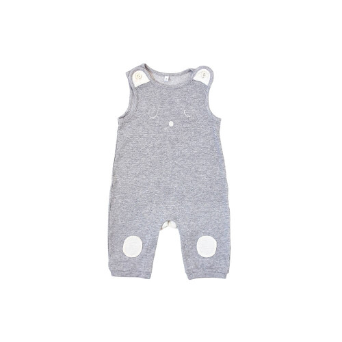 Bear of 10mois became Rompers. It is also important to switch knee patches and buttocks.