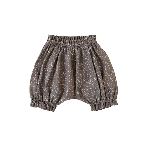10mois Hommage bloomers 70-90cm 20SS Charcoal Gray
