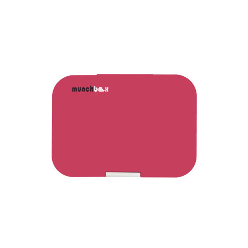 beautiful, bright pink with contrasting white latch, Pink Princess is one of our best-selling Munchbox colours.