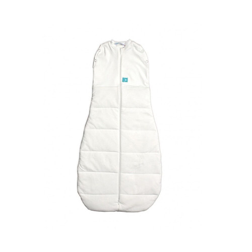 Ergo Pouch 2 in 1 Swaddle Sleep Bag 2.5T White 0-3M