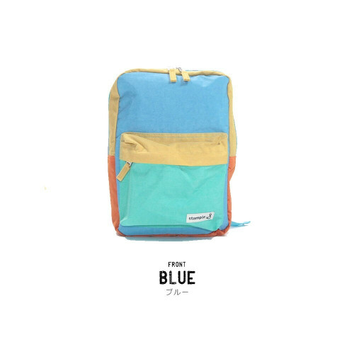 Stample Baby's Backpack BLUE