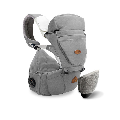 I-Angel Hipseat Dr. Dial  Grey