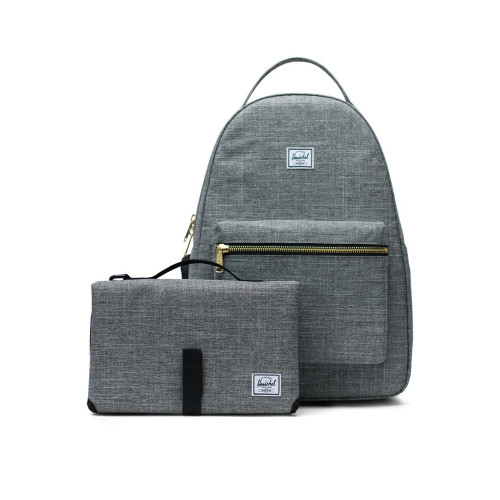 For stylish outings with the little one, the Nova Sprout backpack includes functional and convenient features. An easy-access folding change mat stows in a custom compartment and there is plenty of integrated storage for the essentials.