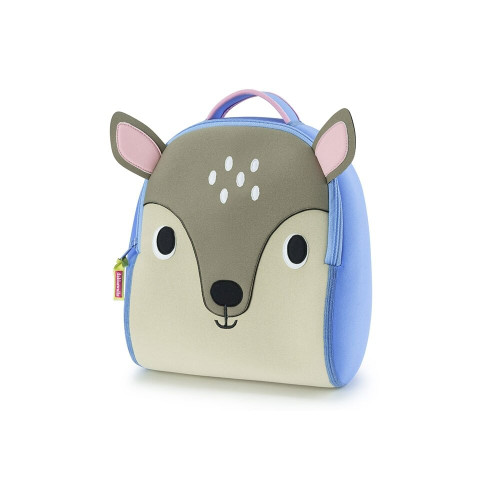 Plenty of pockets allow kids to stash their own race cars when traveling to preschool, summer camp, or grandma's house.
