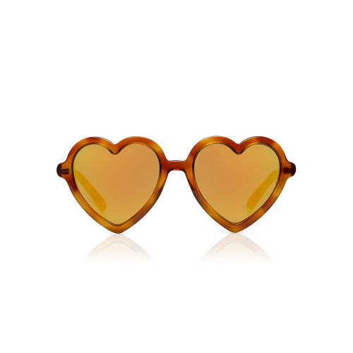 Sons + Daughters Sunglasses Lola Creme Brulee/Mirror