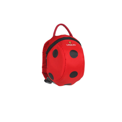 Little Life Daysack with Rein Lady Bug