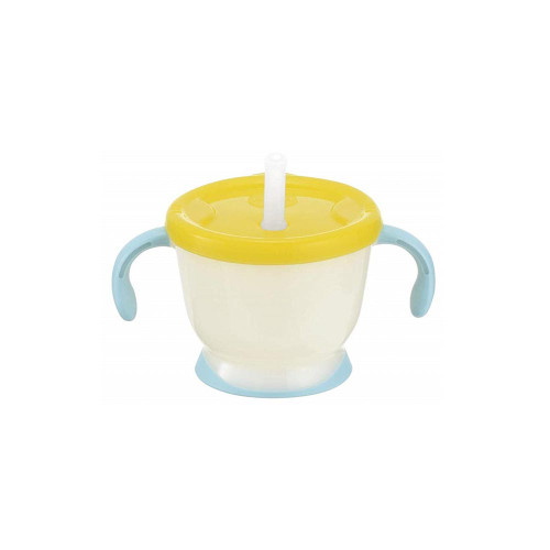 Richell Training Cup 150ML Straw Yellow