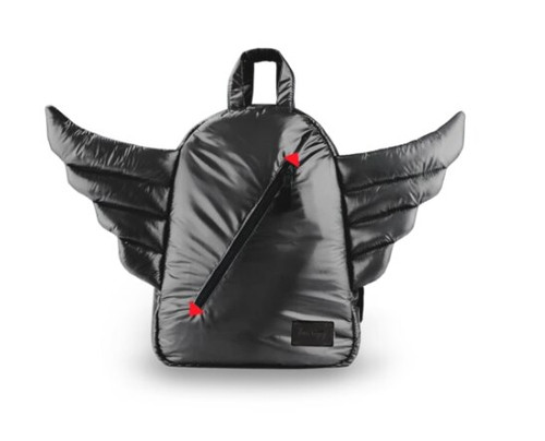 Now little ones can start the school year in style! Fly away in your MINI Wings backpack, complete with soft wings and vibrant colors.