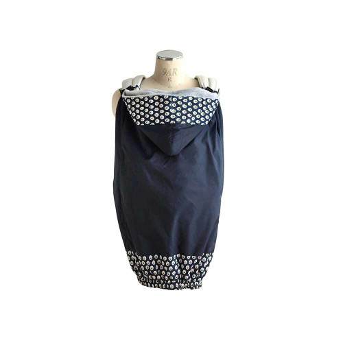 10mois Winter 2 way mother's cape Navy