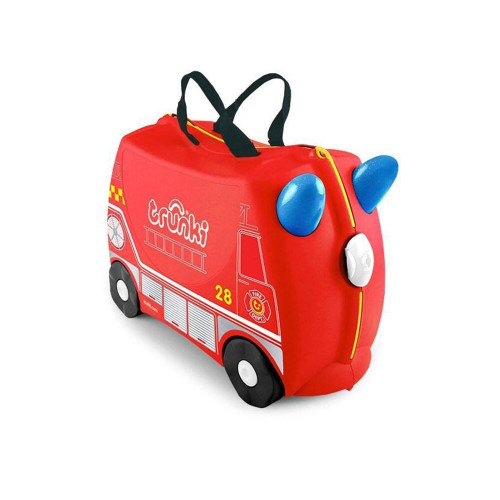 Trunki Ride-on Suitcase Fire Engine Frank
