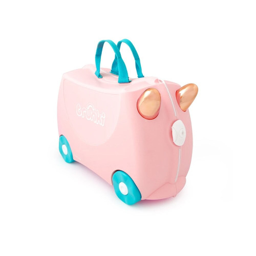 Trunki Ride-on Suitcase Flossi Flaming