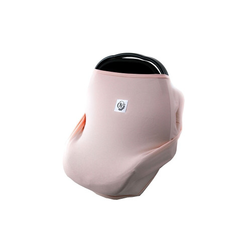 This OVer is perfect to help protect your baby from sun, cold wind, light rain, colder temperatures and also because of it's breathable material this OVer allows proper airflow to keep baby cool in warmer temperatures when used as an infant carseat cover.