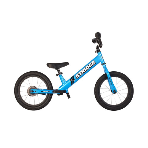 Strider 14 Sport With Pedal Kit  Blue