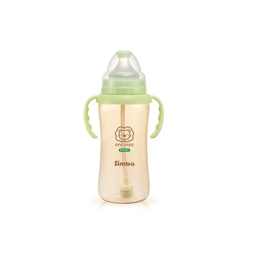 Equipped with cross hole mother's touch anti-colic nipple.