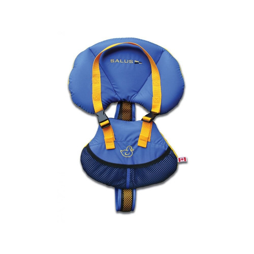 As a parent, safety isoneof the most important considerations forour children. The Salus Bijoux‰۪s unique design offers unprecedented security, safety and comfort for babies 9 to 25 lbs.