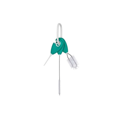 OXO Straw Sippy Cup Cleaning Set Teal