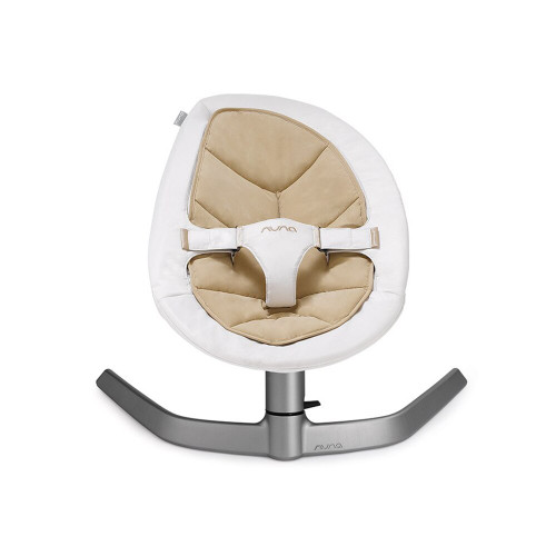 Inspired by the carefree float of a leaf on a breeze, the LEAF baby seat treats baby to a similarly mesmerizing ride.