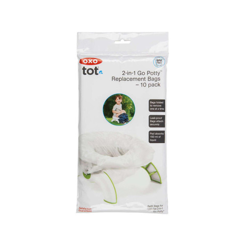 OXO Potty Replacement Bags (10pk)