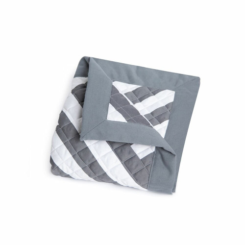 Oilo Blankets & Quilts  Zara/Pewter