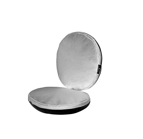 Mima Moon Cushion for Junior Seat Silver
