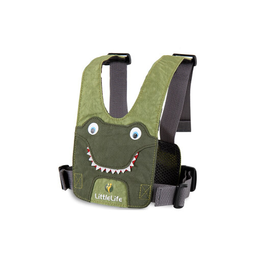 The LittleLife Animal Child Safety Harness is similar to LittleLife's basic child safety harness (see seperate product LL1108) but now features the Crocodile, Owl and Penguin animals.