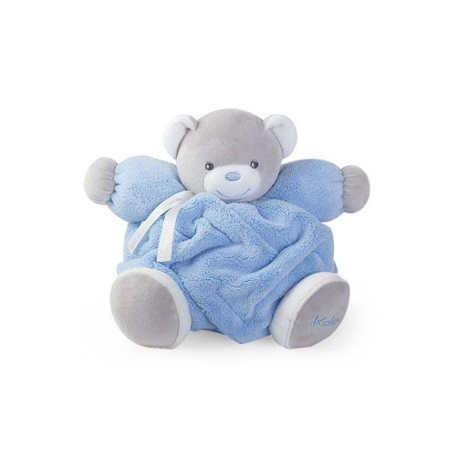Kaloo Plume Medium  Blue Bear