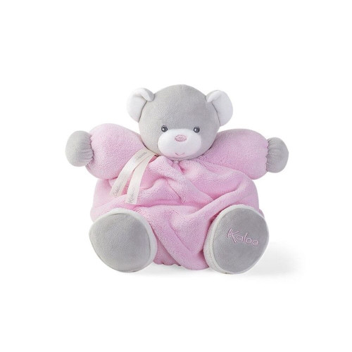 Kaloo Plume Medium  Pink Bear