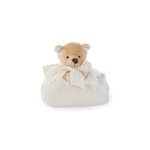 Barefoot Dreams Cozy Chic Buddie Cream Bear