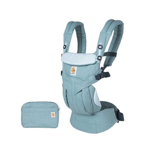 Ergobaby Omni 360 Baby Carrier Air Mesh Heritage Blue