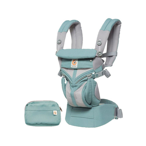 Ergobaby Omni 360 Baby Carrier Air Mesh Icy Mint