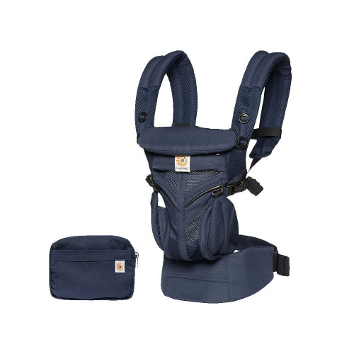 Ergobaby Omni 360 Baby Carrier Air Mesh Midnight Blue