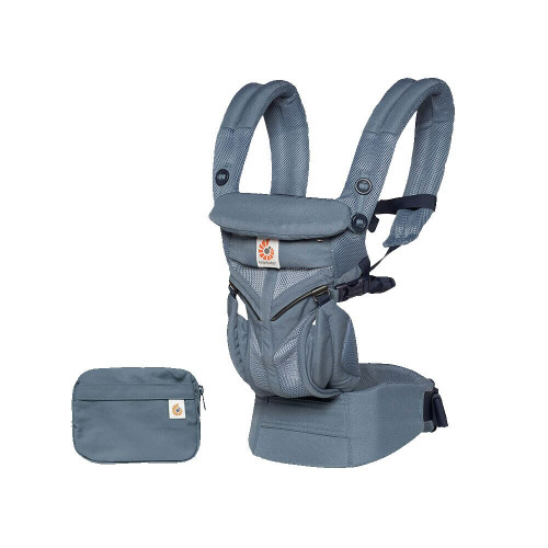 Ergobaby Omni 360 Baby Carrier Air Mesh Oxford Blue