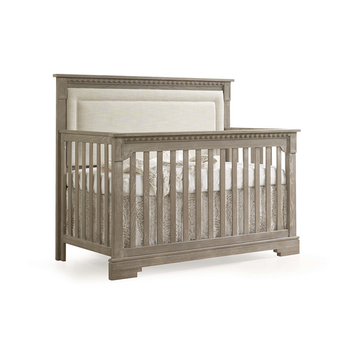 Natart Ithaca ''5-in-1'' Convertible Crib with Panel