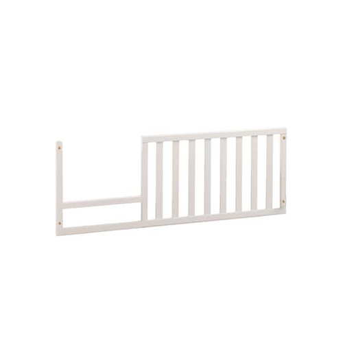 it is a high resistance finished oak toddler gate which meets all safety standards.