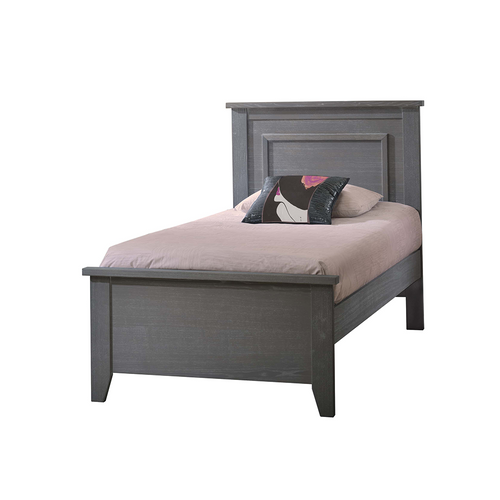 Natart Ithaca Rustic Twin Bed 39''