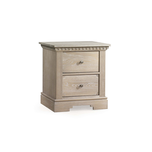 6-inch deep Drawers with a Lifetime Warranty on the drawer box & English Dovetail – longevity & increased strength