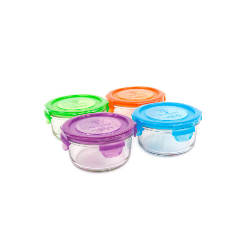 Wean Green Lunch Bowl 12oz/370ml Grape