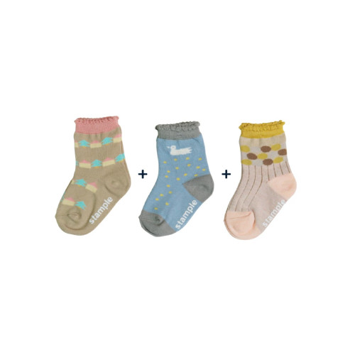 Stample Baby Socks 72281-A SS