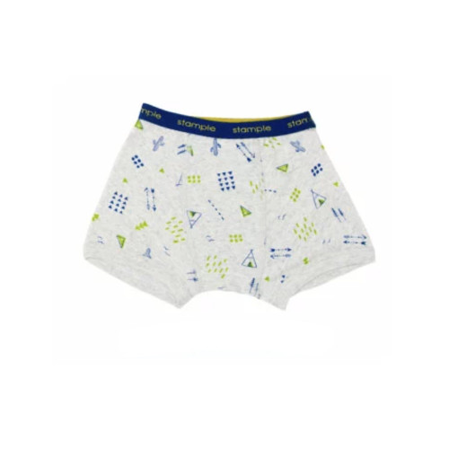 Made of 100% cotton and has a gentle touch. Boys boxer shorts that you want to wear every day.