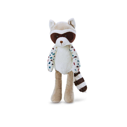 Discover Gaston the bear cub, with its unrivalled softness & luxurious fur. His friend, Léon is a mischevious little raccoon.