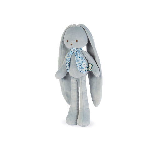 A cheeky and soft rabbit doll, that you can hang anywhere by making a knot with its long ears.