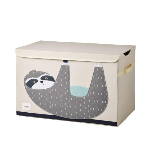 The 3 Sprouts toy chest is the perfect organizational tool for any room.