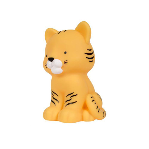 This sweet tiger little light with timer function gives your child a safe feeling in the dark, easy to carry and  ideal for night feeding.