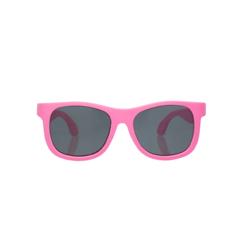 Awesome: Classic Navigator sunglasses make sure your little one is the coolest kid around