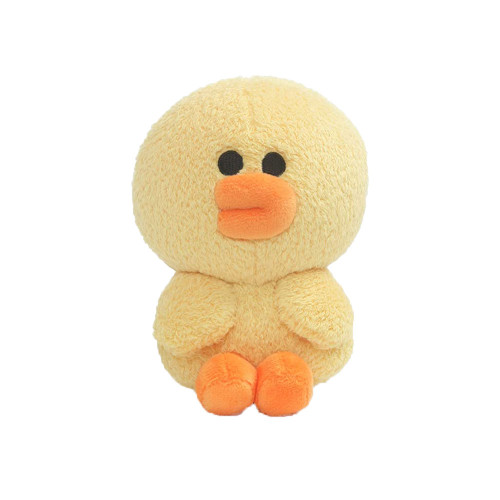 Sally is an adorable chick with a hot temper and a big appetite! This seated plush Sally is super soft and perfect for display or play!