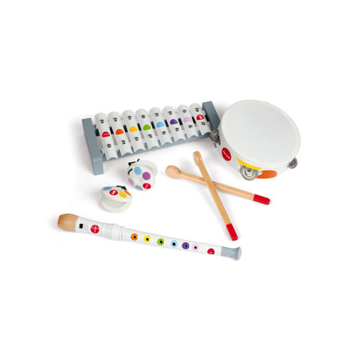 Confetti awakens all of the senses and introduces the youngest musicians to the joys of musical improvisation.